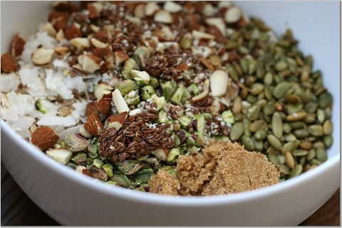 Homemade granola youve been warned the kitchen sink granola1eg ccuart Gallery