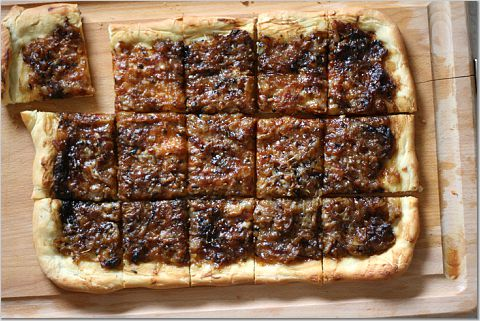 Onion Tart | The Kitchen Sink