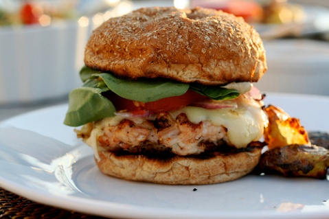 Chiptole Turkey Burgers | The Kitchen Sink