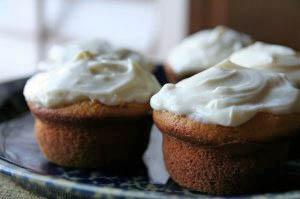Sue's Butternut Squash Cupcakes